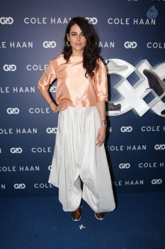 Celebrities at Brand Cole Haan Party