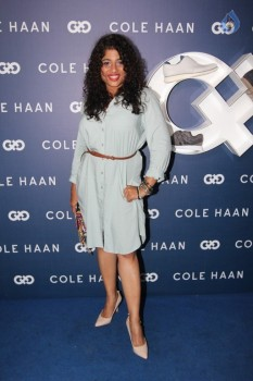 Celebrities at Brand Cole Haan Party 2