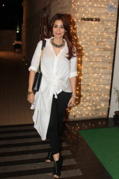 Celebrities at Esha Party Wear Collection Preview