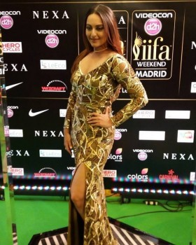 Celebrities at IIFA Awards 2016 Photos