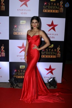 Celebrities at Star Screen Awards 2016 Event 1