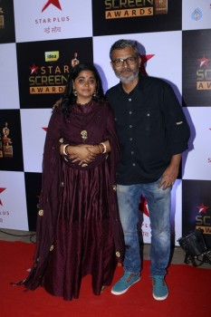Celebrities at Star Screen Awards 2016 Event 2