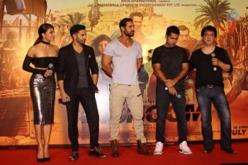 Dishoom Film Trailer Launch