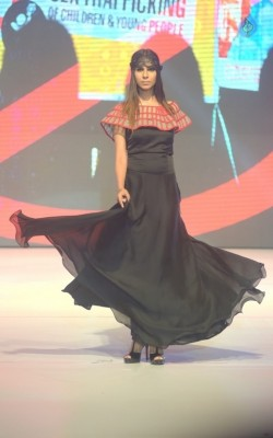 Fashion For Cause Students Of Bandra INIFD