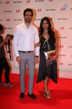 H and M Mumbai 1st Store Launch Party