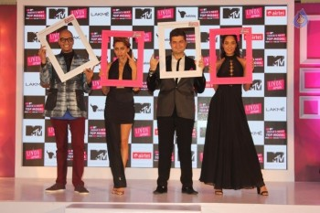 Indias Next Top Model Season 2 Launch