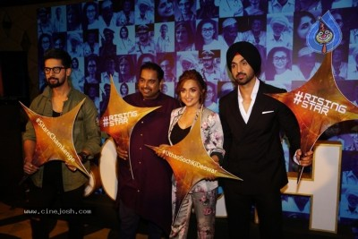 Press Conference Of Rising Star 2 At Taj