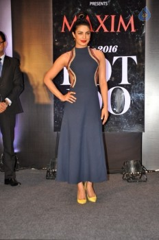 Priyanka Chopra at Maxim Hot 100 Event