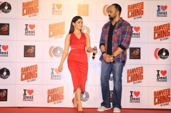 Ranveer Ching Returns Film World Premiere