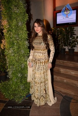 Sandeep Khosla Niece Wedding Reception