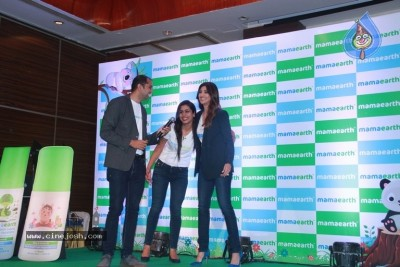 Shilpa Shetty Kundra Invest In Mama Earth Photos