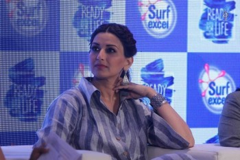 Sonali Bendre at Ready For Life Campaign