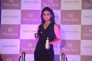 Sonali Bendre Launches Oriflame New Products
