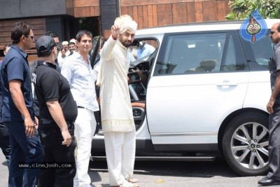 Sonam Kapoor Wedding Photos Set2