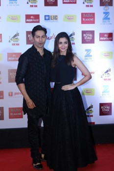 The Red Carpet of 9th Mirchi Music Awards
