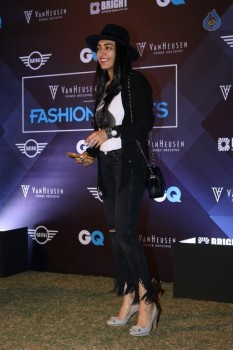 Van Heusen and GQ Fashion Nights 2016