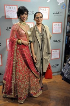 Vogue Wedding Show 2016 Prelude with Sayani Gupta