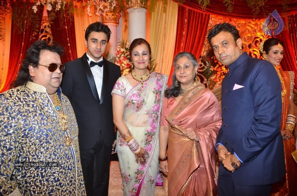Caroline chakraborty wedding