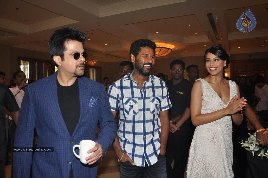 c press meet actors