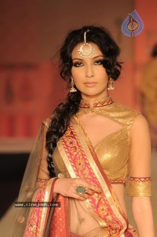 Ritu Kumar Fashion Show