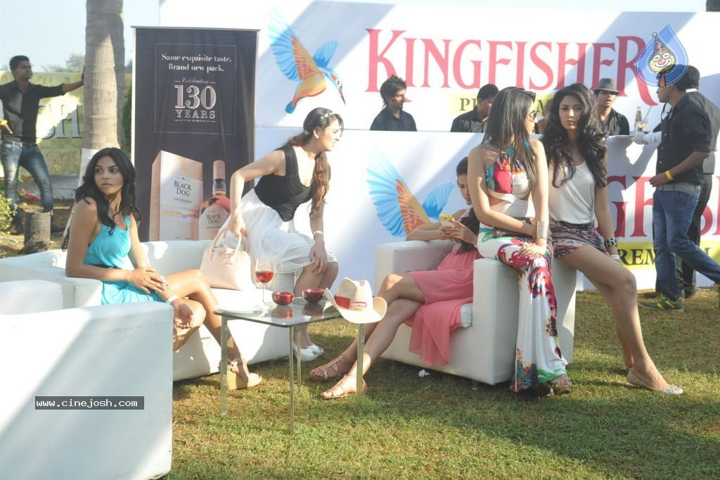 Kingfisher Calendar Design : Hot models at kingfisher calendar launch male