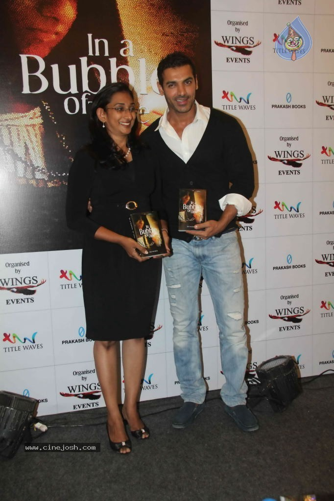 john abraham launches susy mathew book photo 18 of 42