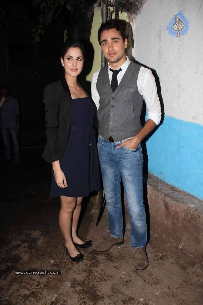 Katrina and Imran Promotes Mere Brother ki Dulhan - Click for next