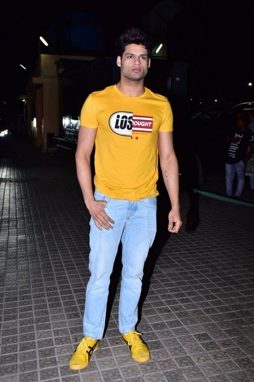 Kedarnath Special Screening Photos - 14 / 21 photos