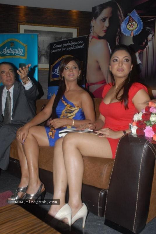 Galleries Bollywood Neetu Chandra  Tanushree Dutta at Apartment film    Neetu Chandra Hot In Apartment