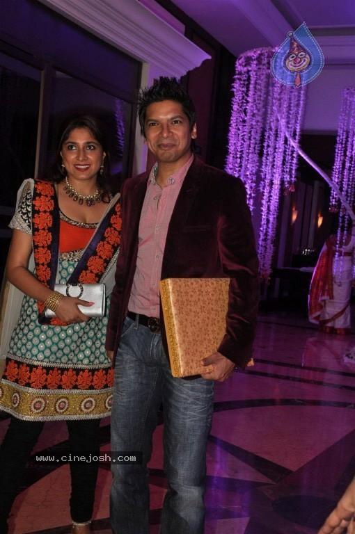Sunidhi Chauhan Wedding Photos