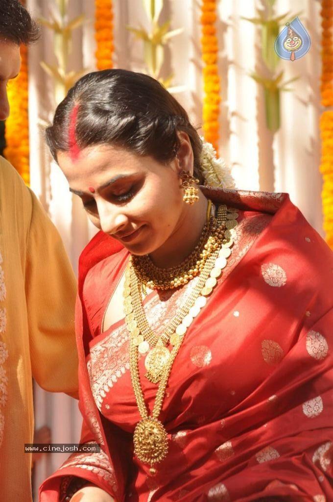 Vidya Balan Wedding Ceremony Photo 52 Of 83