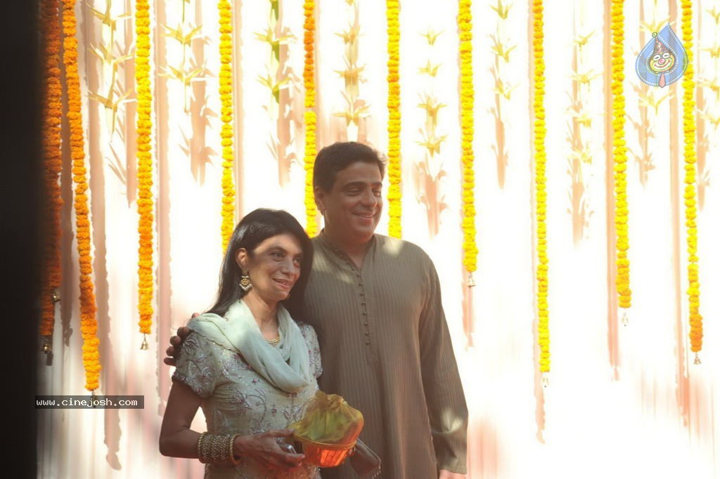 Vidya Balan Wedding Ce...
