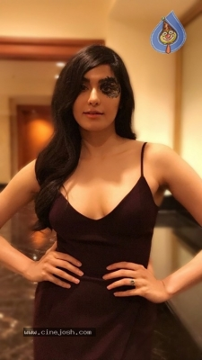 Adah Sharma At GQ Best Dressed - 1 of 7