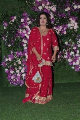 Akash Ambani and Shloka Mehta Wedding Reception Photos - 11 of 40