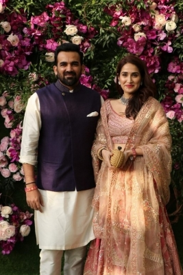 Akash Ambani and Shloka Mehta Wedding Reception Photos - 14 of 40