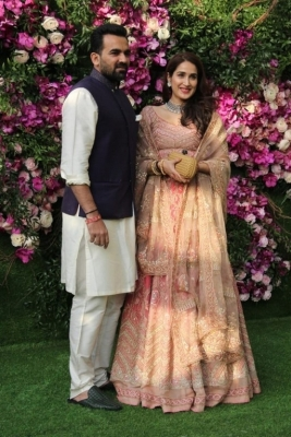 Akash Ambani and Shloka Mehta Wedding Reception Photos - 15 of 40
