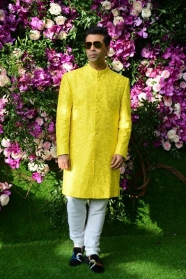 Akash Ambani and Shloka Mehta Wedding Reception Photos - 18 of 40