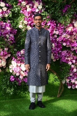 Akash Ambani and Shloka Mehta Wedding Reception Photos - 19 of 40