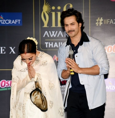 Bollywood Celebrities At IIFA Press Meet - 4 of 5
