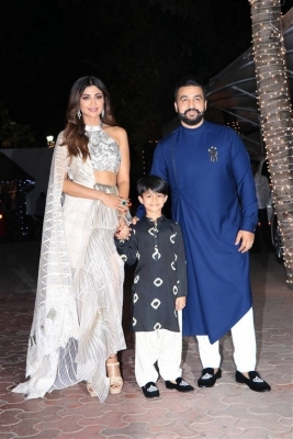Celebrities at Shilpa Shetty Diwali Bash 2018 - 1 of 42
