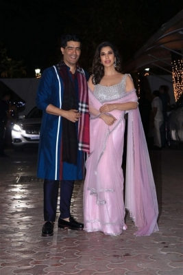 Celebrities at Shilpa Shetty Diwali Bash 2018 - 14 of 42