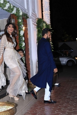 Celebrities at Shilpa Shetty Diwali Bash 2018 - 17 of 42