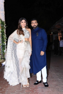 Celebrities at Shilpa Shetty Diwali Bash 2018 - 19 of 42