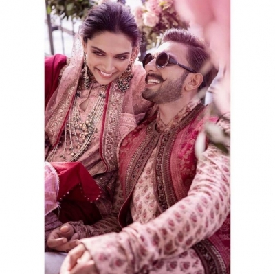 Deepika and Ranveer Wedding Celebrations - 7 of 16
