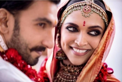 Deepika and Ranveer Wedding Celebrations - 13 of 16