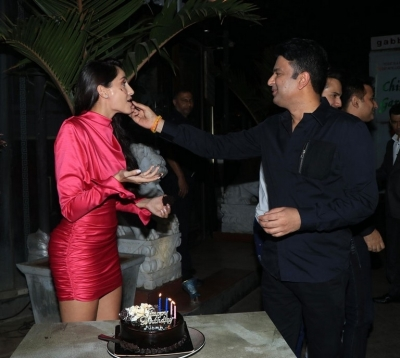 Nora Fatehi Birthday Celebrations - 5 of 15