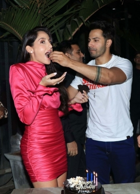 Nora Fatehi Birthday Celebrations - 7 of 15