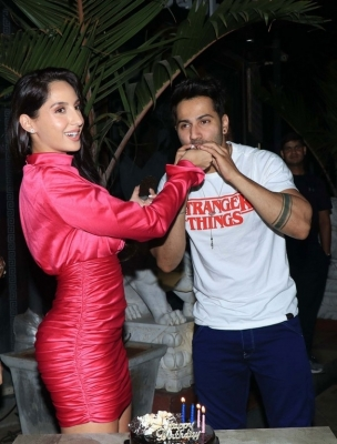 Nora Fatehi Birthday Celebrations - 8 of 15