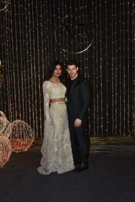 Priyanka Chopra - Nick Jonas Wedding Reception - 2 of 111