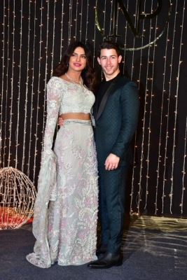 Priyanka Chopra - Nick Jonas Wedding Reception - 4 of 111